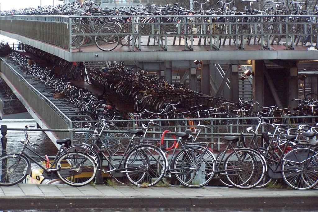 Scrical capodanno ad amsterdam for Affitto bici amsterdam