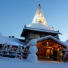 Lapponia: Santa Claus Village