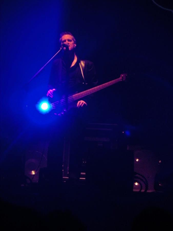 Ian Cattell, basso e voce