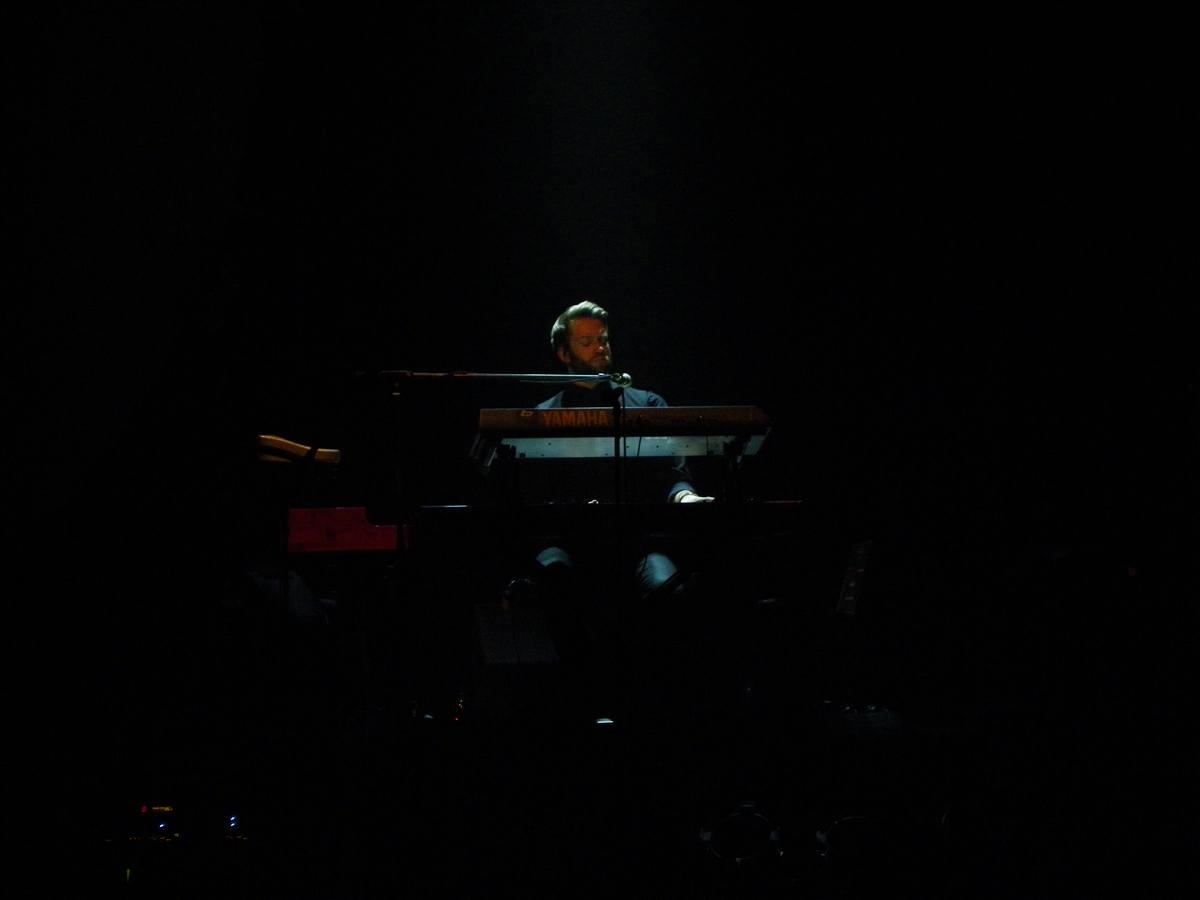 Rob Stringer, tastiere