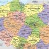 Polonia mappe