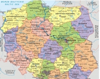 Polonia mappe