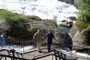 ScriCal a Rheinfalls