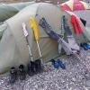 Svalbard: Vita da campo base