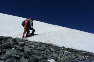 IMGP6299_a pochi metri dal valico col du mont