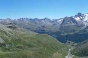 IMGP6333_valico col du mont-ricovero capitano mathieu-1893-panorama italia-sentiero