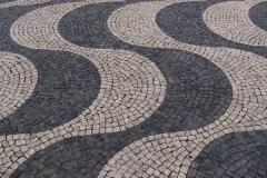 Lisbona: Mosaici
