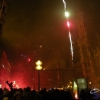 Monaco: fuochi d\'artificio