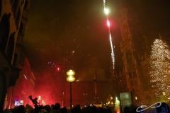 Monaco: fuochi d\'artificio