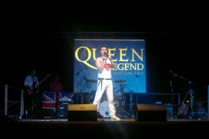 Queen Legend Tribute Band