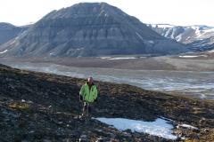 Svalbard foto: Campo base Skansbukta