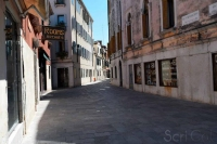 venezia covid-19 calli deserte