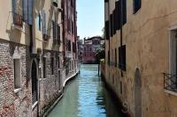 venezia covid-19 canali deserti