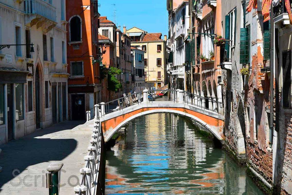 Venezia al tempo del Covid-19