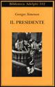 Il presidente - Georges Simenon