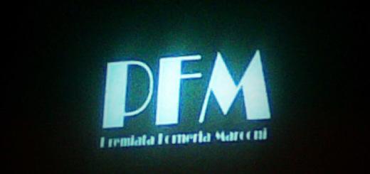 PFM canta De André – Anniversary