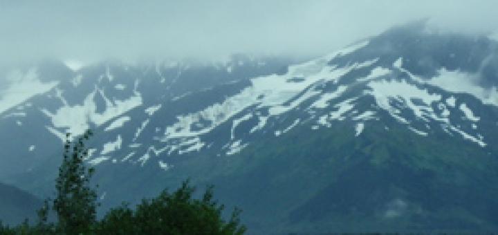 Viaggio in Alaska. Turnagain Arm: dove James Cook ha fatto marcia indietro