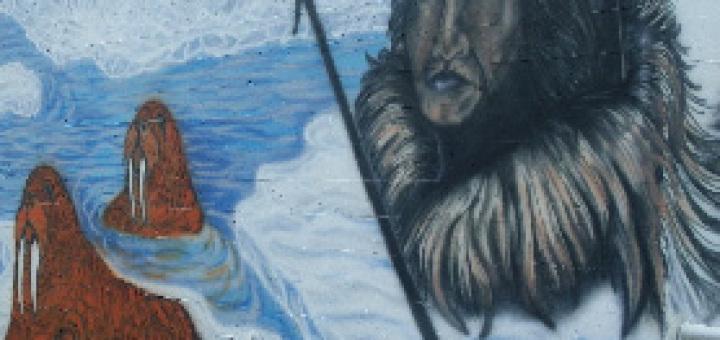Viaggio in Alaska. Anchorage: un cane, un granchio e salmoni pescati in pausa pranzo (2)