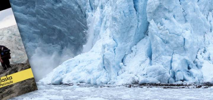 copertina libro viaggio in Alaska