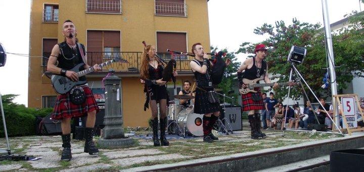 Bascherdeis, festival artisti di strada (Buskers Festival)