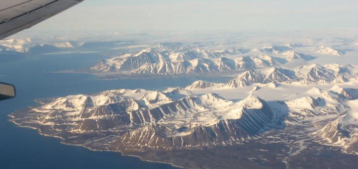 Ed ecco le Svalbard!