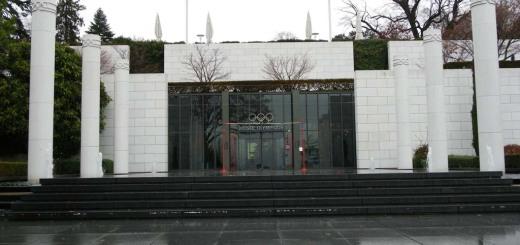 Al via le olimpiadi di Londra: ScriCal al museo olimpico