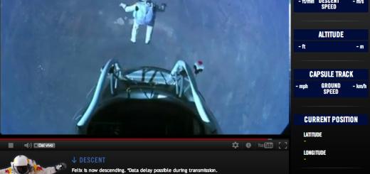 Felix: l'uomo che è saltato dal bordo dello spazio