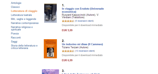 Viaggio In Alaska al 4° posto in Amazon