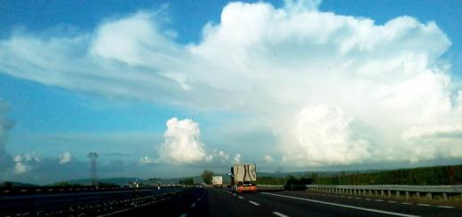 Nubi selvagge