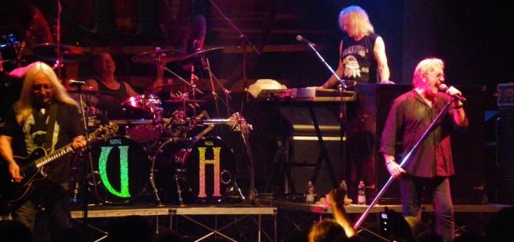Uriah Heep, secondo appuntamento per ScriCal