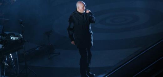 Back to front, Peter Gabriel live con un brano inedito