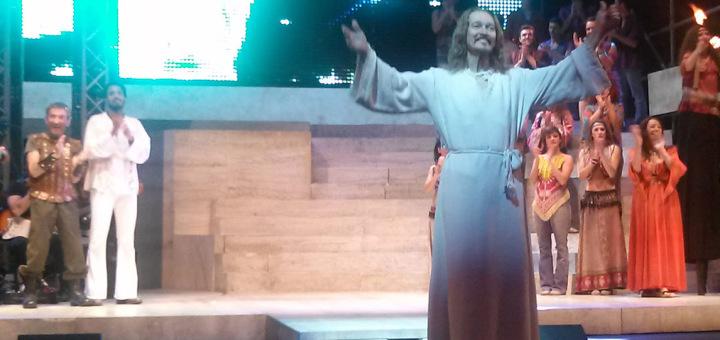 Jesus Christ Superstar 40 anni dopo, all'Arcimboldi di Milano