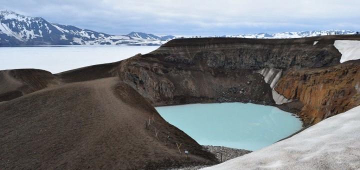 Islanda: il giorno deli'Askja e del nuovo campo di lava