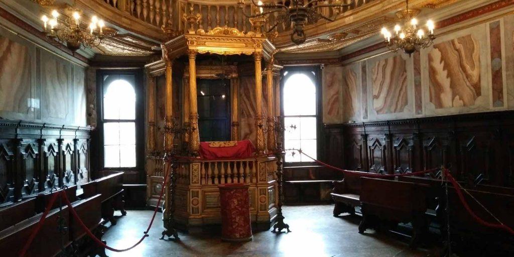 ghetto venezia sinagoga scola grande tedesca